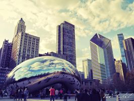 An Afternoon in Chicago by IsacGoulart