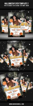 Halloween Flyer Template 2 by MarioGembell