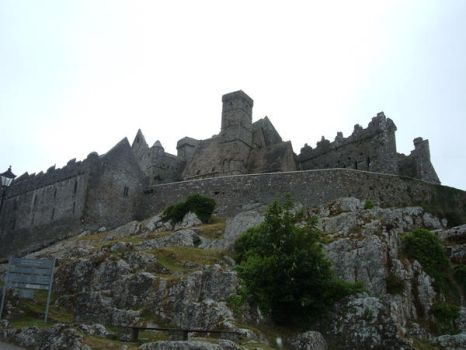 Rock of Cashel by Fallen-Angel-Li