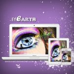 eyEarth by MayFlyArt