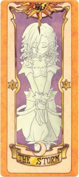 MS: Clow Card AU The Storm by TheGothiestFraggle