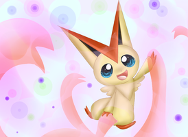 Pokemon Challenge: 05 Victini