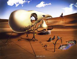 dali and me by 1oshuart