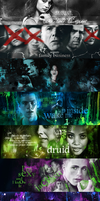 Project 'TEEN WOLF' with impossiblegirl by bxromance