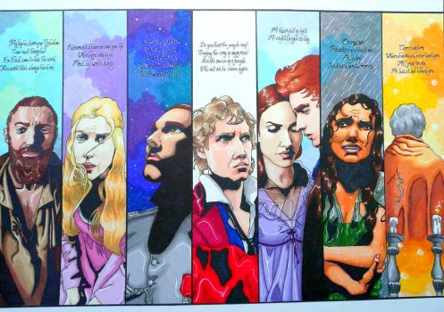 Les Miserables by perfect-fairytale