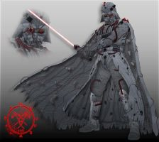 Siva Lord Vader by Hellmaster6492