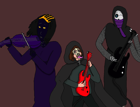 Band by Shattered-Reaper