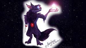 29. December: Sableye. by Soulfoxii