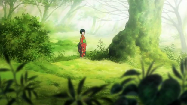 Mushishi - In the distance by A-is-4