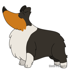 Cute Dogs - Collie (Rough) by Sloth-Power