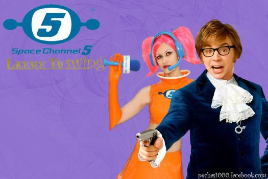 Space channel 5 part 3 by pechas