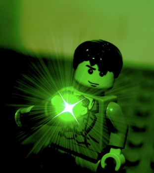 Lego- The Eleventh Doctor by carefulfilms