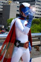 Gatchaman Cosplay 7 by SifuEagle