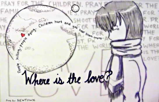 Where is the Love? by Azn-Expo-Marker