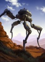 Canyon Bot by Howi3