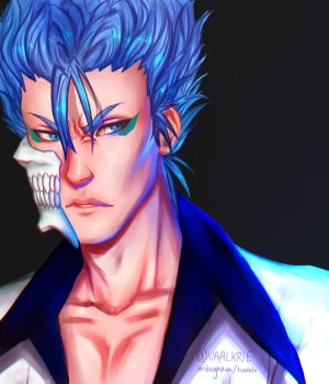 Grimmjow bae by MAGZ0