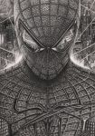 'Spiderman' Graphite Drawing by Pen-Tacular-Artist