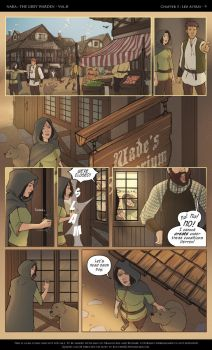 NTGW: VOL. 2, CH.3, PG 9 by rooster82