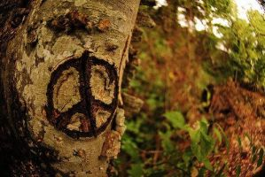 Peace Tree by Florence333