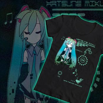 WeLoveFine Hatsune Miku Fan Design Contest Entry by PixxlSugr