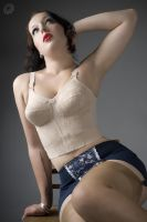 Moderne pin-up by ValentineSin