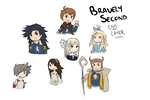 Bravely Second- End Layer by Windaura