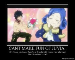 do you see yourself in Juvia? by animeamaya14