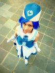 Juvia is looking at you by pabas