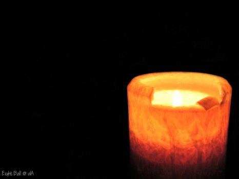 Candle Light by 8Eight8Ball8