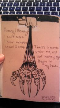 Traveling Sketchbook Submission 1 by TottyRen