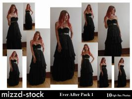 Ever After Pack 1 by mizzd-stock