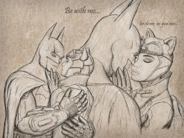Be with me by Antimad1