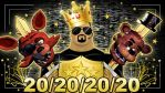Five Nights at Freddy's 20/20/20/20 - COMPLETED!!! by GEEKsomniac