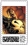 Punisher Postage Stamp by WOLFBLADE111