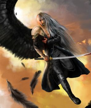 Sephiroth by lucife56