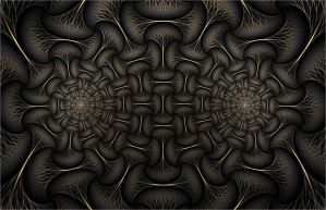 Double centered by FractalDesire