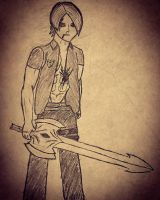 My OC Dustan Grant by HisWeskerness