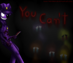 You Can't by Kana-The-Drifter