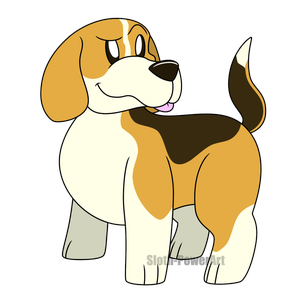 Cute Dogs - Beagle by Sloth-Power