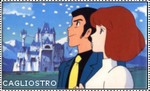 Ah Cagliostro_STAMP by FilmmakerJ