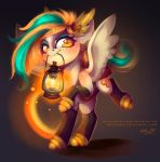 Light up the night! [with SpeedPaint] by Wilvarin-Liadon