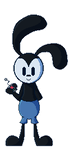 f2u oswald pagedoll (animated gif) by gaysoldier