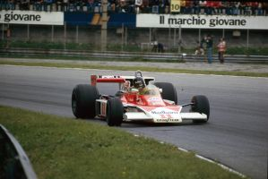 James Hunt (Italy 1976) by F1-history