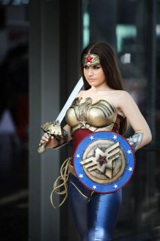 Wonder Woman Injustice :) by joulii91