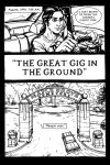 ONE FOOT IN THE GRAVE Issue#1, Page#2 by Mortal-Mirror