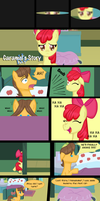 Caramel's Story Part 11 by Taco-Bandit
