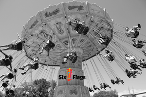 Six Flags Photography by Thinken