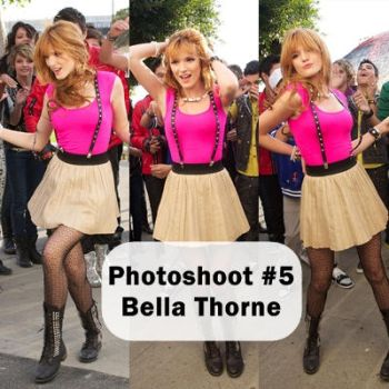 Photoshoot #5-Bella Thorne by Geeerii