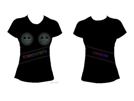 Tshirt for women by DuduBog