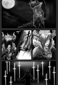 Fade Chapter 5 Page 1 (No bubbles) by Agyron